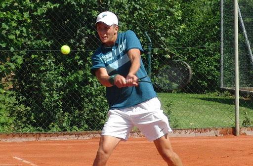 Viertelfinalist Tim Rützel