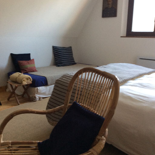 déco de charme chambres d'hôtes avec petit déjeuner Villa en Baie famille avec enfants en Baie de somme