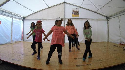 Hip Hop Kids - Mittwoch