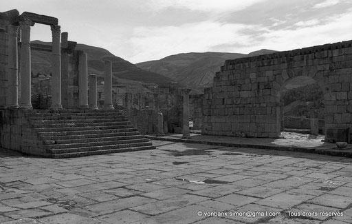 [NB031-1978-08] Djemila (Cuicul) : Temple de Venus Genetrix