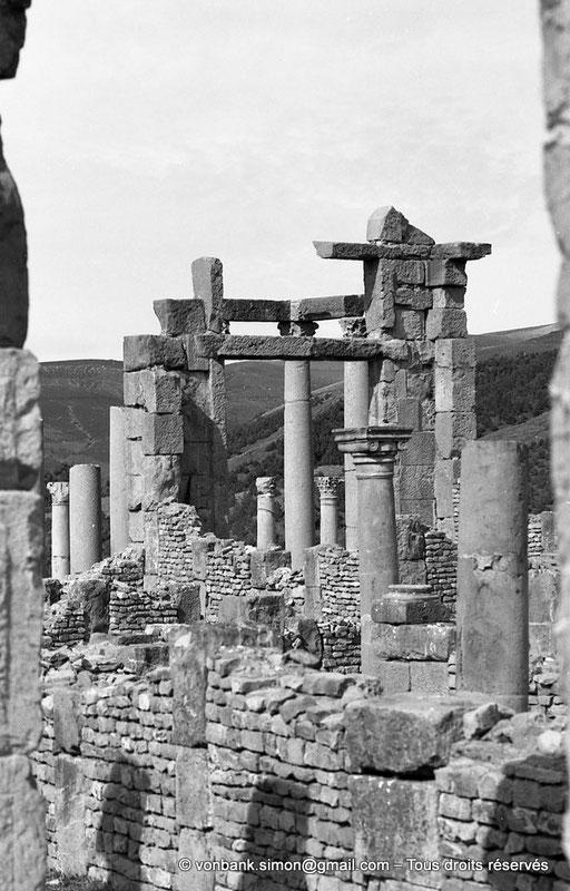 [NB031-1978-06] Djemila (Cuicul) : Temple de Venus Genetrix