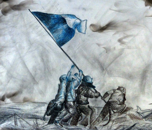 Meine Flagge