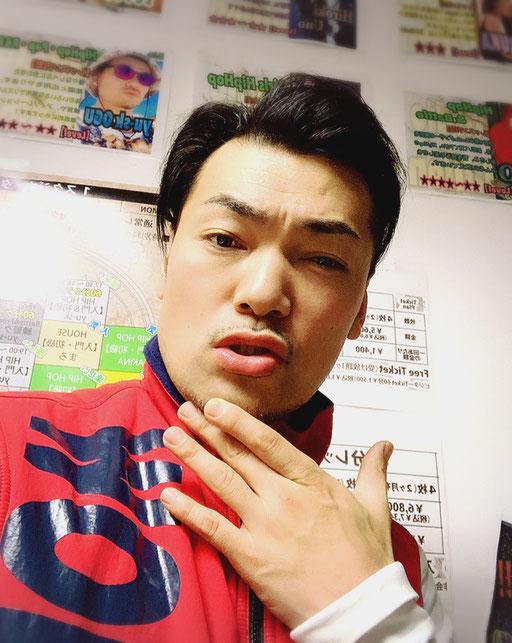 Instructor【yu-sk】HipHop・Pop・Battle