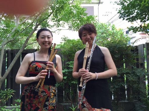 フルート小山純子さんとご一緒に ぬぬのねコンサート