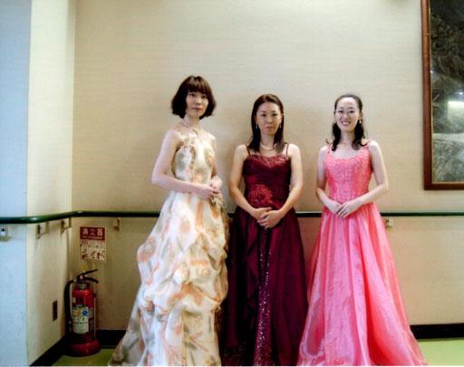 音の泉(フルート宮川悦子 ヴァイオリン田口史織 ピアノ小俣知子)