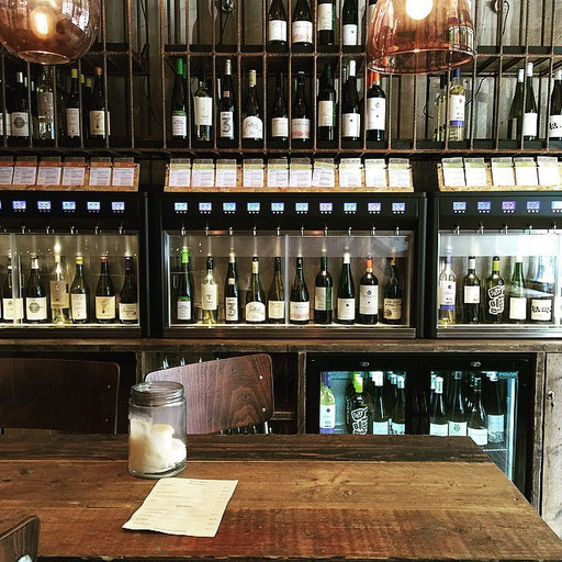Vagabond Wines, London (Spitalfields)
