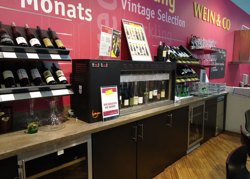 Wein & Co, Wien