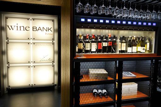 wineBANK, Palma