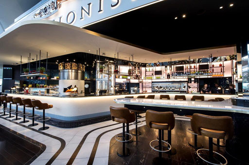 Heston Blumenthal's Perfectionist Café, Heathrow (T2)