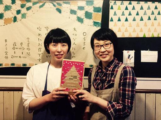 宮坂の「osse(オッセ)」は大切な人たちの心と体を想い、管理栄養士さんが始めたとても可愛いお店。特別ではない「いつものご飯」が、なんとも優しくて美味♡