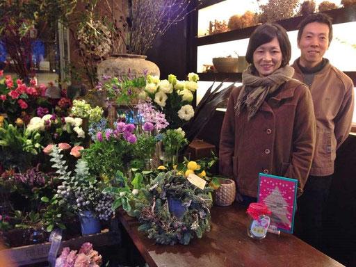 贈り手の思いが伝わるように…心に響くナチュラル&ハイセンスな等々力のお花屋さん、花子。フラワーアレンジメントのレッスンも人気!