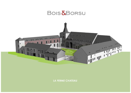 Ferme Chateau à Bois & Borsu
