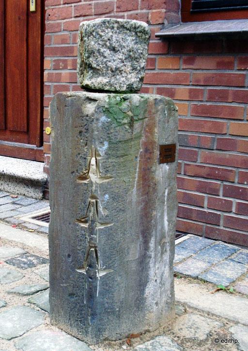 Objekt der Steinmeile
