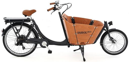 Das Babboe Mini-E 2020