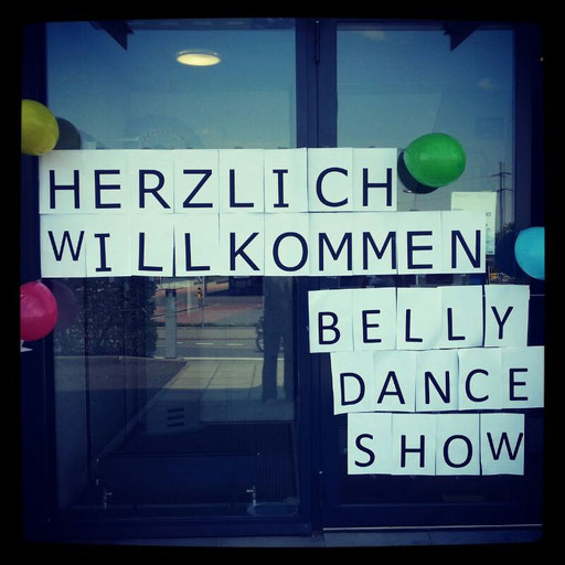 Bauchtanz-Show