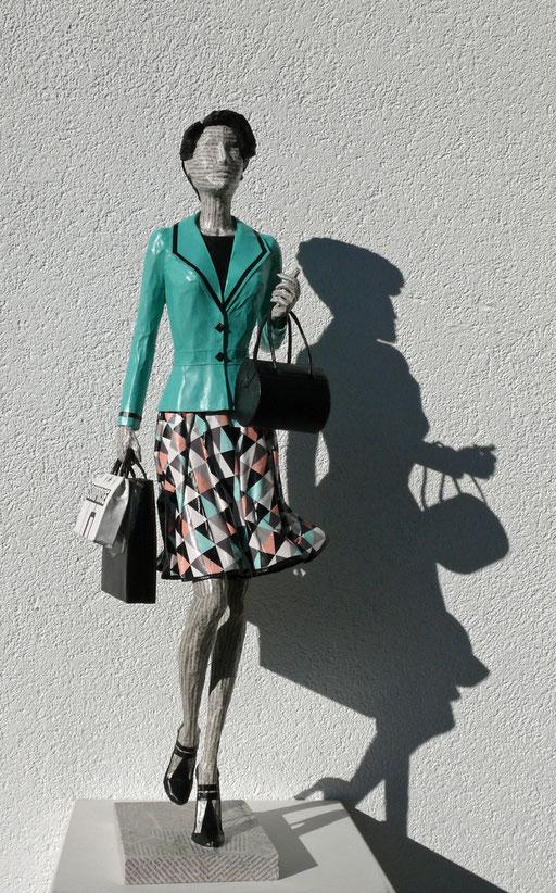 Elena Lichtsteiner: Heimkehr (2017; ca. 70 cm)