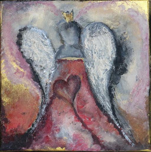 Engel der Liebe 20x20