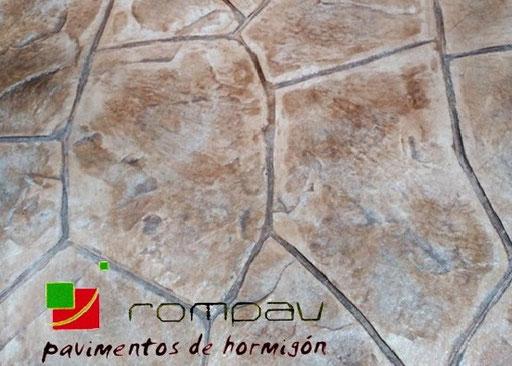 beton imprime lyon