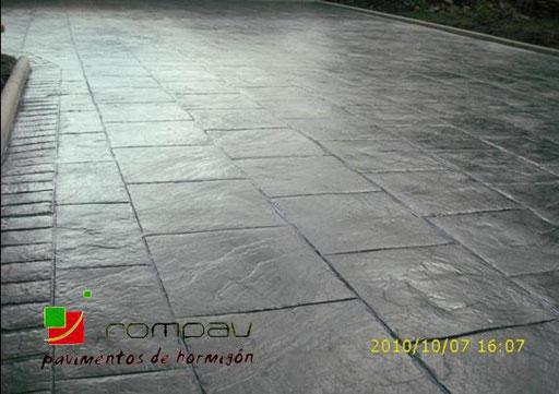 beton imprime prix lyon