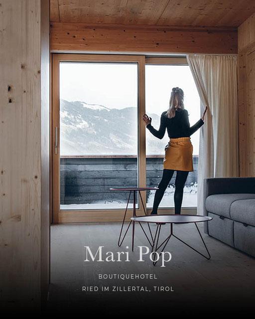 Boutiquehotel Mari Pop - Zillertal, Tirol