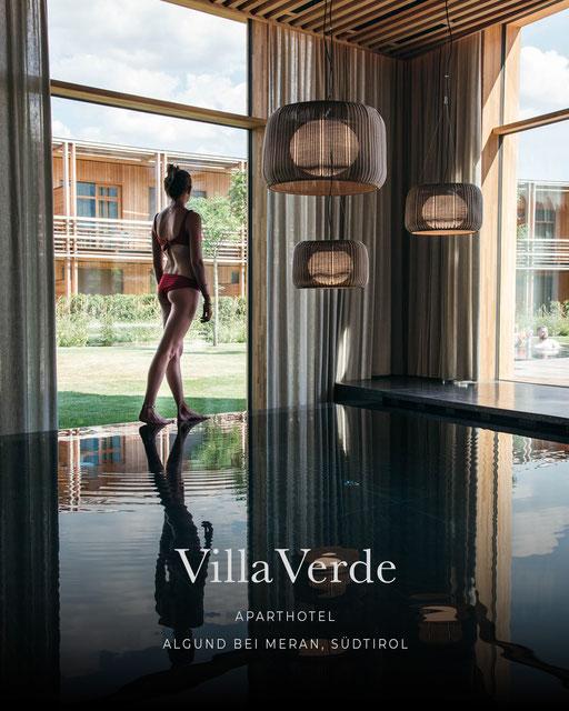 Villa Verde - Aparthotel / Boutiquehotel - Algund bei Meran, Südtirol