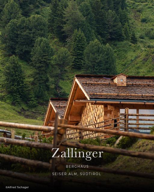 Zallinger - Seiser Alm, Südtirol - Berghotel, Bergchalets, Chalets