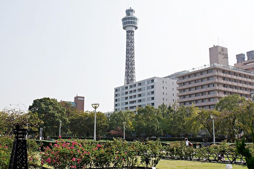 マリンタワー(横浜のシンボルタワー)