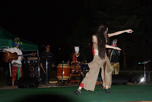 神様のダンス1