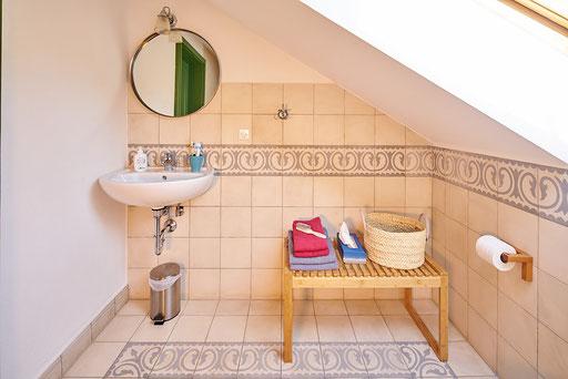 24. Schafzimmer Bad