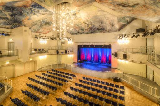 Arndt-Bause-Saal im Freizeitforum Marzahn