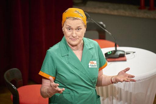 Nr. 16: Gerlinde Kempendorff, alias Frau Saubermann