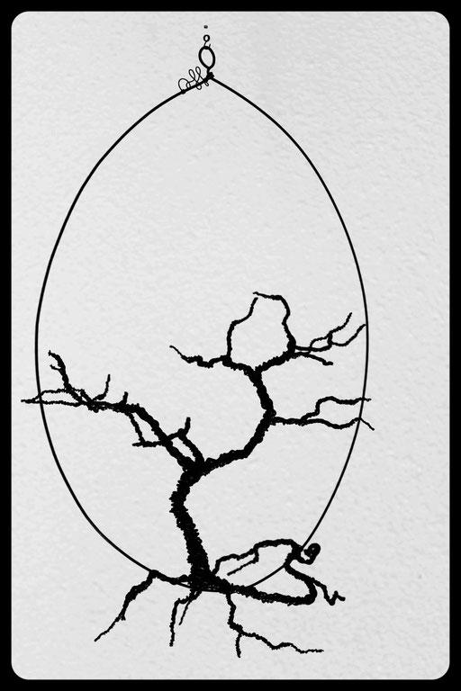 Arbre #2 - Série Arbres - 2015 - 30x30