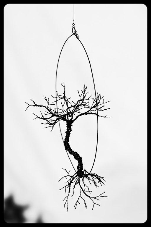 Arbre #4 - Série Arbres - 2015 - 30x30 (vendu)