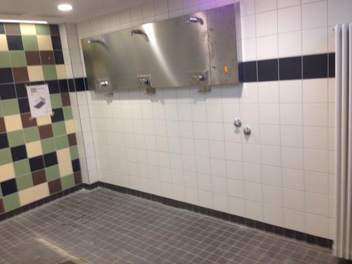 Hygieneduschen mit Spülfunktion