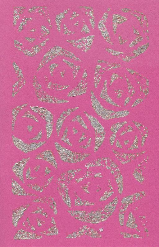 Rosen magenta C6, 2,50 Euro