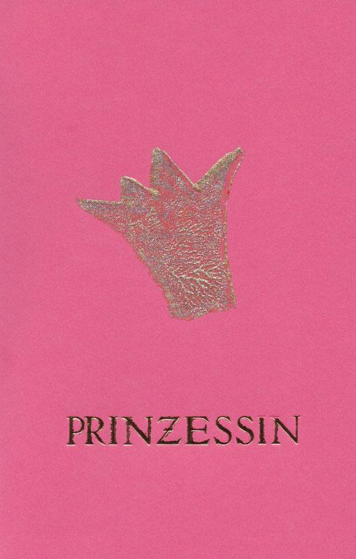 Prinzessin rosa C6, 4 Euro