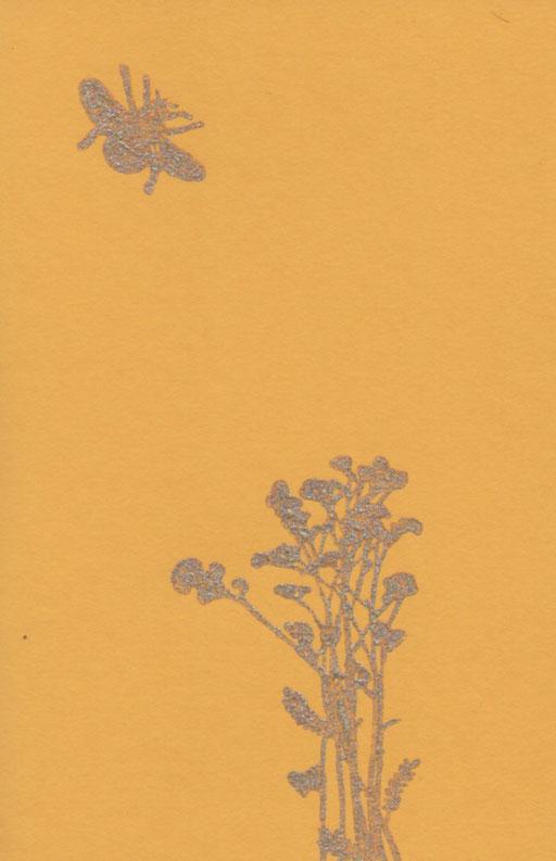 Gräser orange C6, 2,50 Euro
