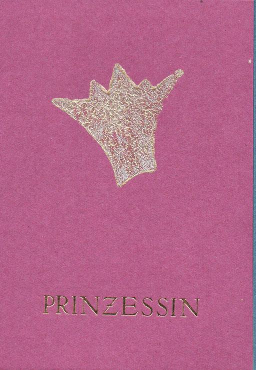 Prinzessin 4 Euro