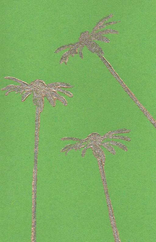 Sonnenhut grün C6, 2,50 Euro