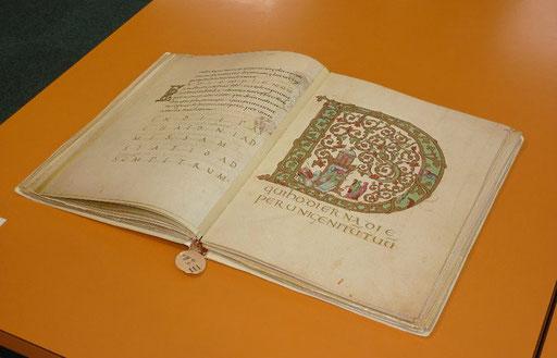 Facsimile du Sacramentaire de Drogon