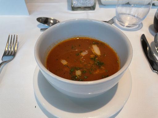 2. Vorspeise: Tomaten-Minestrone