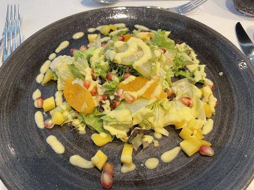 Vorspeise: Gemischter Salat