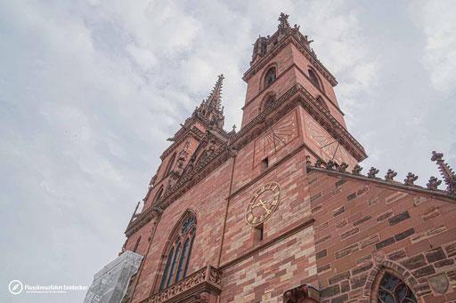 Das Münster in Basel