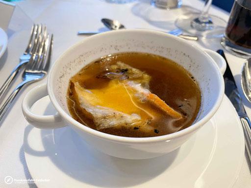 Suppe: Französische Zwiebelsuppe