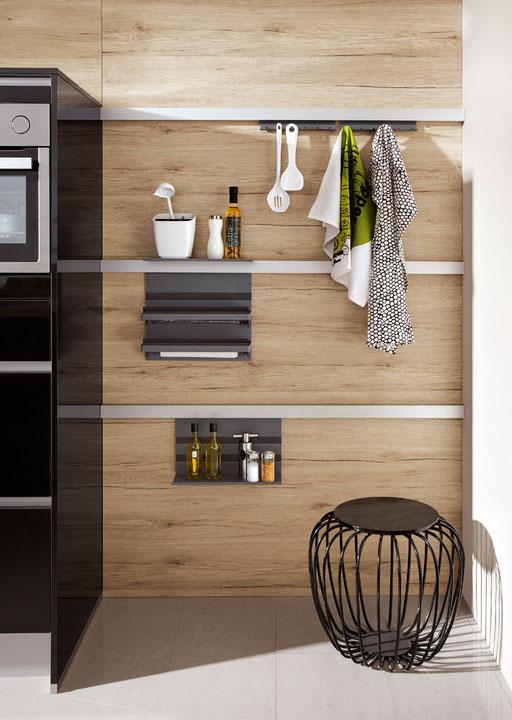 Mit unserer Küchenausstattung bringen wir Ordnung in jede Küche - auch in Bad Hindelang