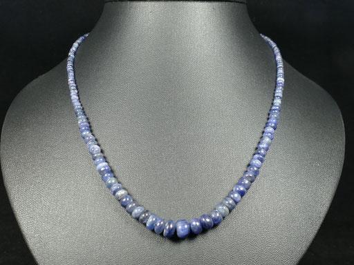 Perles de Saphir de Myanmar