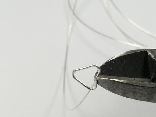 couper le fil argenté
