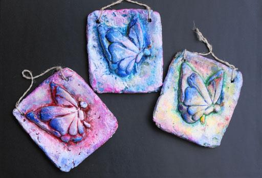 Farfalle decorative da appendere