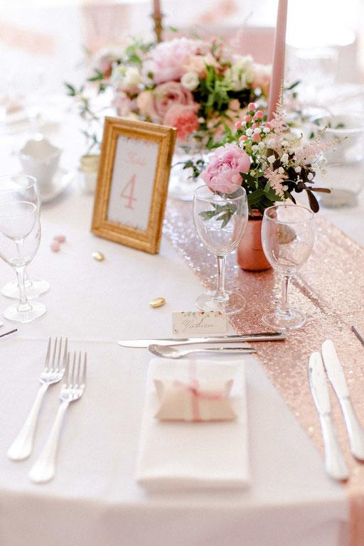Décoratrice mariage haut de gamme Provence