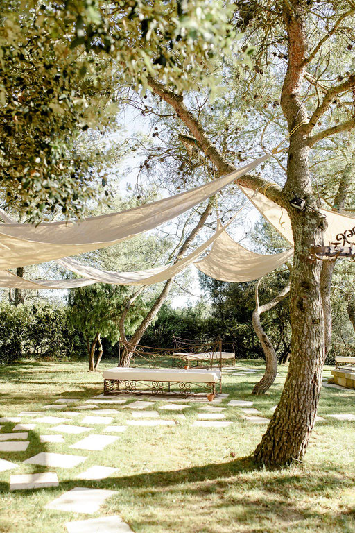 Lieu de réception dans le Gard